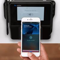 iPhone mit Apple Pay