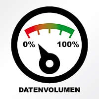 Datenvolumen sparen
