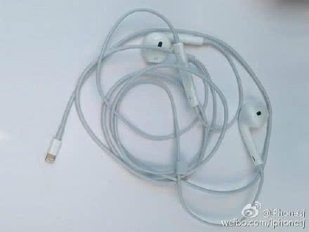 Apple Lightning-EarPods Leak