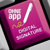 Dokumente unterschreiben am iPhone mit Bordmitteln