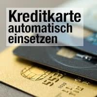 Kreditkarten-Infos automatisch einfügen in Safari
