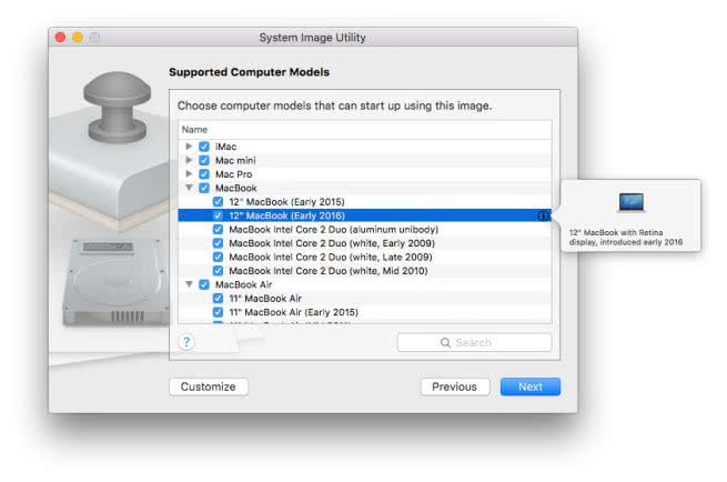 macbook-system-image-utility