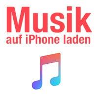 Musik auf iPhone laden (MP3)