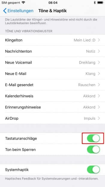 IPHONE 5S LAUTSTÄRKE GEHT NICHT