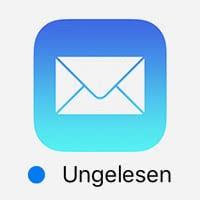Ungelesene Mails in eigenem Postfach anzeigen