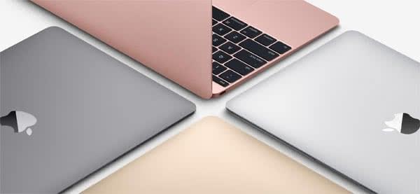 Apple MacBooks 2016