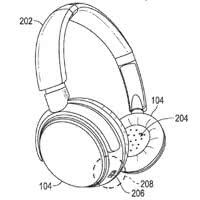 Apple Patent Drahtlos-Kopfhörer Logo