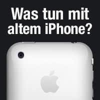 Altes iPhone sinnvoll verwenden
