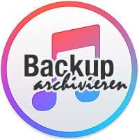 iPhone Backup archivieren & alte Backups nicht überschreiben