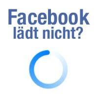 Facebook lädt nicht – Das könnt ihr tun!