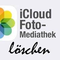 iCloud-Fotomediathek deaktivieren und iCloud-Speicherplatz freigeben