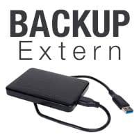 iPhone Backup auf externer Festplatte erstellen (für Mac)