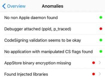 iPhone Malware & Viren erkennen