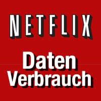Mobilen Datenverbrauch in Netflix App regulieren