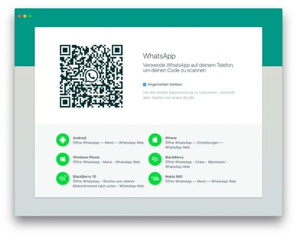whatsapp pc ohne download