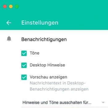 WhatsApp am PC verwenden