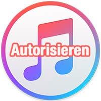 Computer in iTunes autorisieren