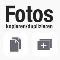 iPhone Fotos duplizieren & kopieren in Fotos-App