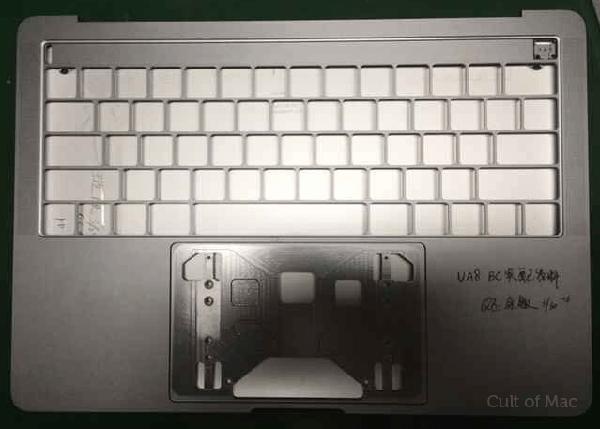 Neue Tastatur für neue Macs