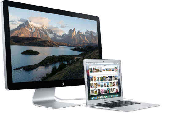 Thunderbolt Display & MacBook