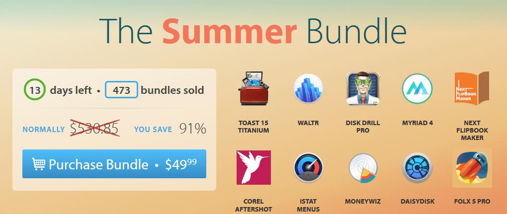 Summer Bundle MacUpdate