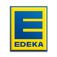 Logo der Lebensmittelmarktkette Edeka iTunes Karten