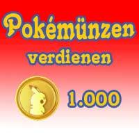 pokemünzen verdienen
