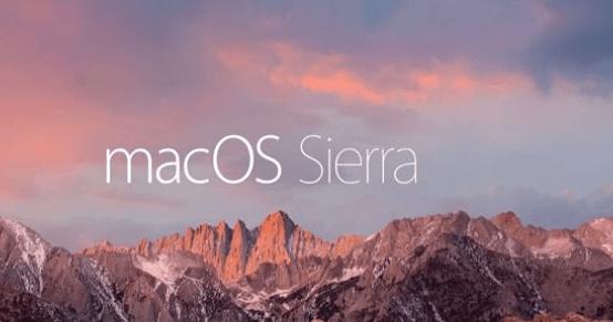 macOS Sierra Beta 5