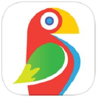 Brushstroke App Logo