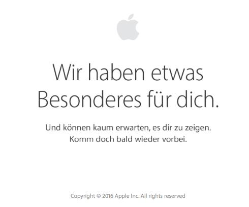 Apple Online Shop