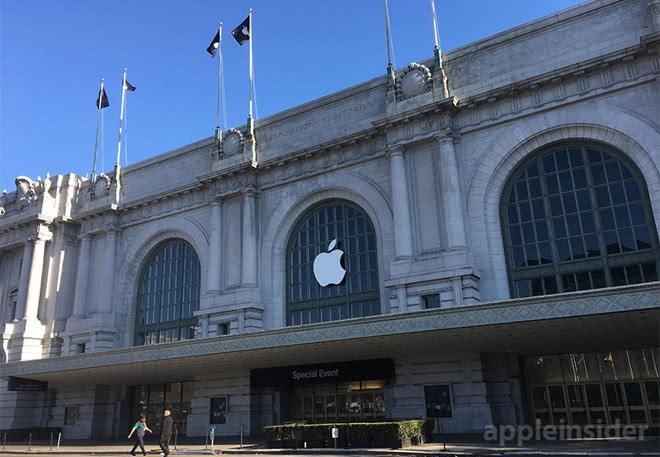iPhone 7 Keynote soll hier stattfinden