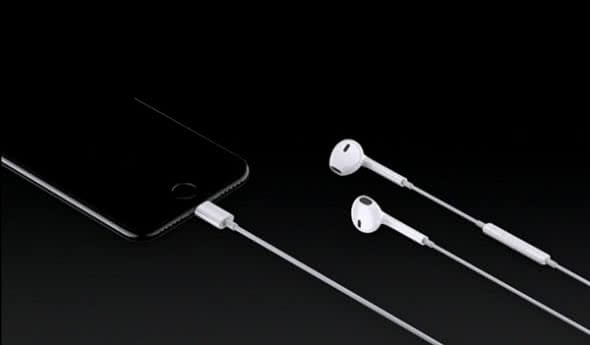 iPhone 7 Lightning-EarPods
