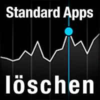 Standard Apps löschen