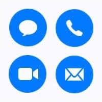 Standard für Anrufe festlegen (WhatsApp, Skype, usw.)