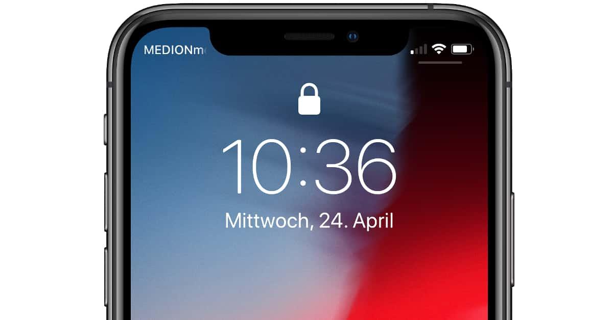 Iphone Lockscreen So Nutzt Ihr Den Sperrbildschirm