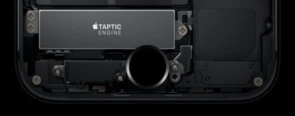 Taptic Engine im iPhone 7