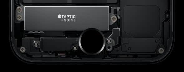 Taptic Engine im iPhone 7