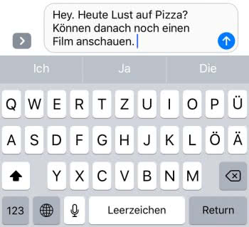 Wörter mit Emojis ersetzen