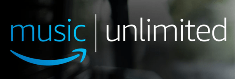 Amazon Music Unlimited Banner