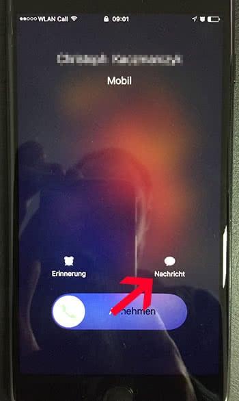 iPhone Lockscreen Tastensperre umgehen