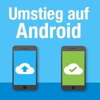 Umstieg von iPhone auf Android – So übertragt ihr eure Daten!