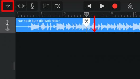 iPhone Klingelton erstellen aus Liedern mit Garage Band
