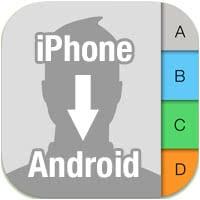 Kontakte übertragen von iPhone auf Android-Smartphone