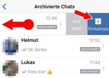 WhatsApp-Chats verschwunden – So findet ihr sie wieder!
