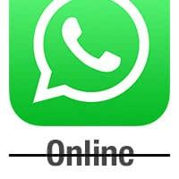 """WhatsApp """"Online""""-Status verbergen während ihr antwortet"""