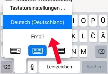 iPhone Smileys aktivieren ❤ So könnt ihr Smileys nutzen!