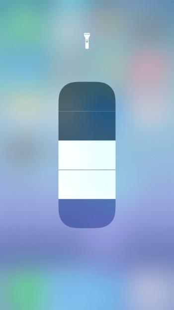 iPhone als Taschenlampe verwenden
