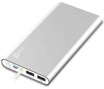 Powerbank von JETech für das iPhone