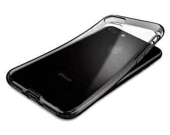 Durchsichtige Silikon-Hüllen für das iPhone