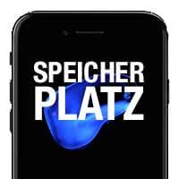 Mit verfügbarem iPhone Speicherplatz länger auskommen